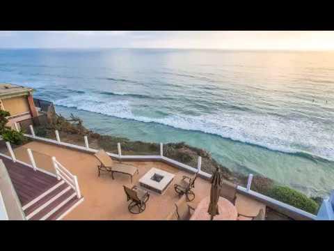 Bluff Villa in Solana Beach, CA near Del Mar