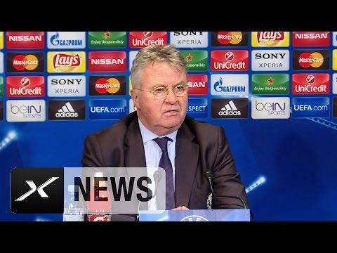 Guus Hiddink beneidet Paris Saint-Germain | Paris Saint-Germain - FC Chelsea 2:1