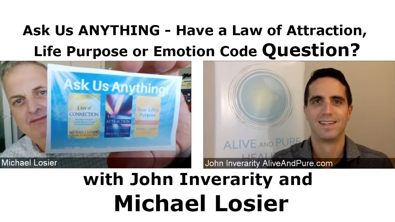 Episode 258 Ask Us Anything Have A Law Of Attraction Life