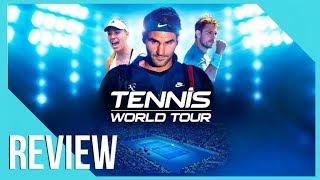 Tennis World Tour Review (Xbox One)