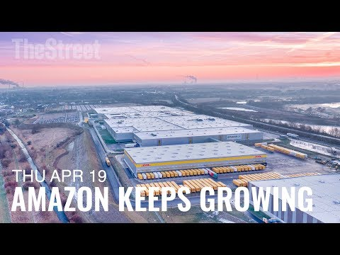 Amazon Is a Growing Beast of Epic Proportions