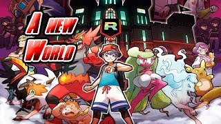 Pokemon Ultra Sun   Traveling into another world! Story Time W/MisticLeaf