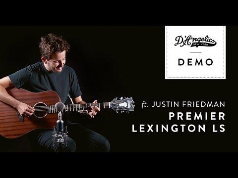 Premier Lexington LS Demo   D'Angelico Guitars