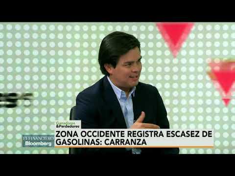 """""""(Desabasto de gasolina) En este caso, es un problema de distribución"""": Arturo Carranza"""
