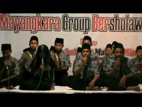 #19  MG Bersholawat Radio Perkasa - Grup Sholawat SMKN 1 Tulungagung