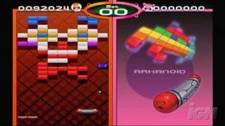Furu Furu Park Nintendo Wii Gameplay - Arkanoid