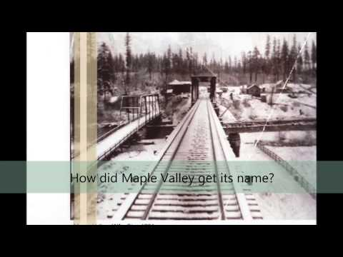 The Early Days of Maple Valley