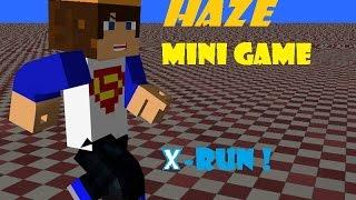 [Minecraft]Haze Server MiniGame - X-RUN!