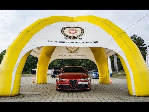 Tor Poznań Track Day Carrera Cars Team Porsche, Gulia Q, Maseratti 2018 PL TEST Skodziarz Testuje