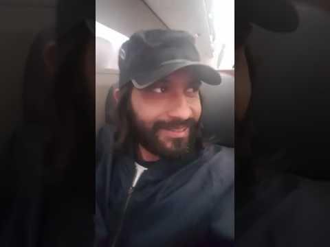 Waqar Zaka Saw a terrible emergency at Houston Airport