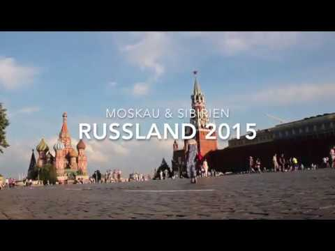 Russia 2015 - From Moscow to Siberia
