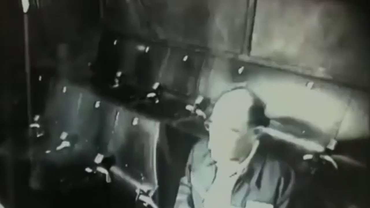1 minute SCARY video of august 2021 – ghost caught on CCTV