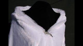Свадебные меховые шубки, накидки в интернет-магазине www.ya-nevesta.com