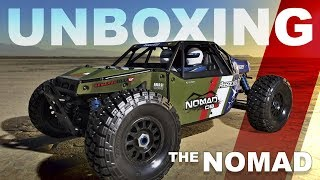 GIVEAWAY & UNBOXING of the Nomad DB8 1:8 Scale 4WD Buggy