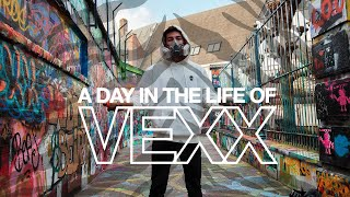 INSANE COLLAB WITH FAMOUS STREET ARTIST VEXX