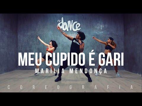 Meu Cupido é Gari - Marília Mendonça - Coreografia  FitDance TV