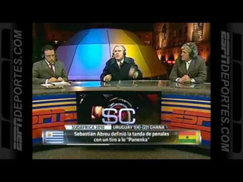 Uruguay 1 Vs Ghana 1 PENALES 4-2 - Analisis Post-Partido / FUTBOL PICANTE con Ciro Procuna