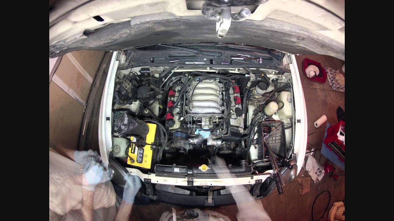 Replacing Vehicross Timing Belt Water Pump In 15 Seconds Youtube Oldsmobile