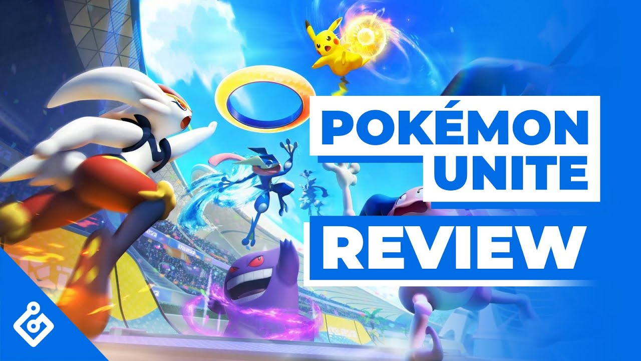 Pokémon Unite Review (Nintendo Switch)
