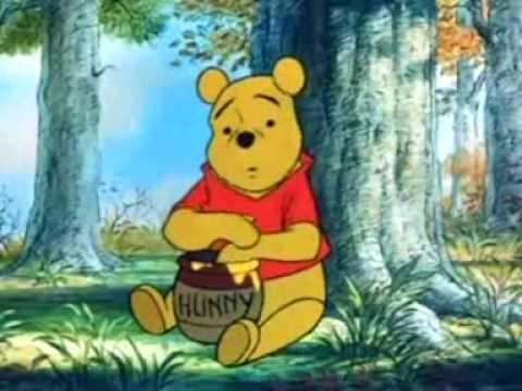 Resultado de imagem para Ursinho pooh pote de mel
