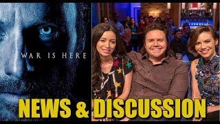 Walking Dead Season 8 News & Discussion We Cover Fear TWD vs TWD Glenn News TWD Comic News & More