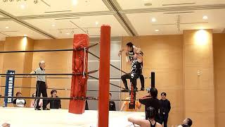 Yamaguchi & 佐々木ゆずる VS G & 橋本康平 其の弐 thumbnail