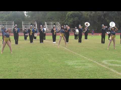 Kendrick High School Marching Band Columbus {GA} | Field Show At Selma's Battle Of The Bands  | 2019