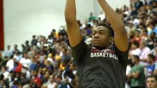Jabari Parker Heats Up the Summer League