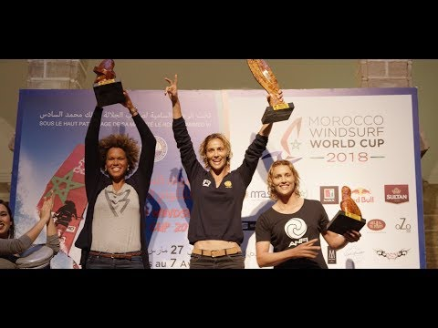 PWA Morocco Windsurf World Cup highlights.
