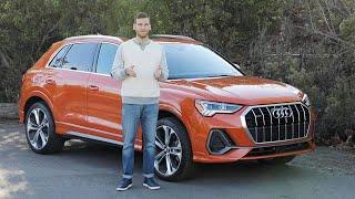 2020 Audi Q3 Test Drive Video Review