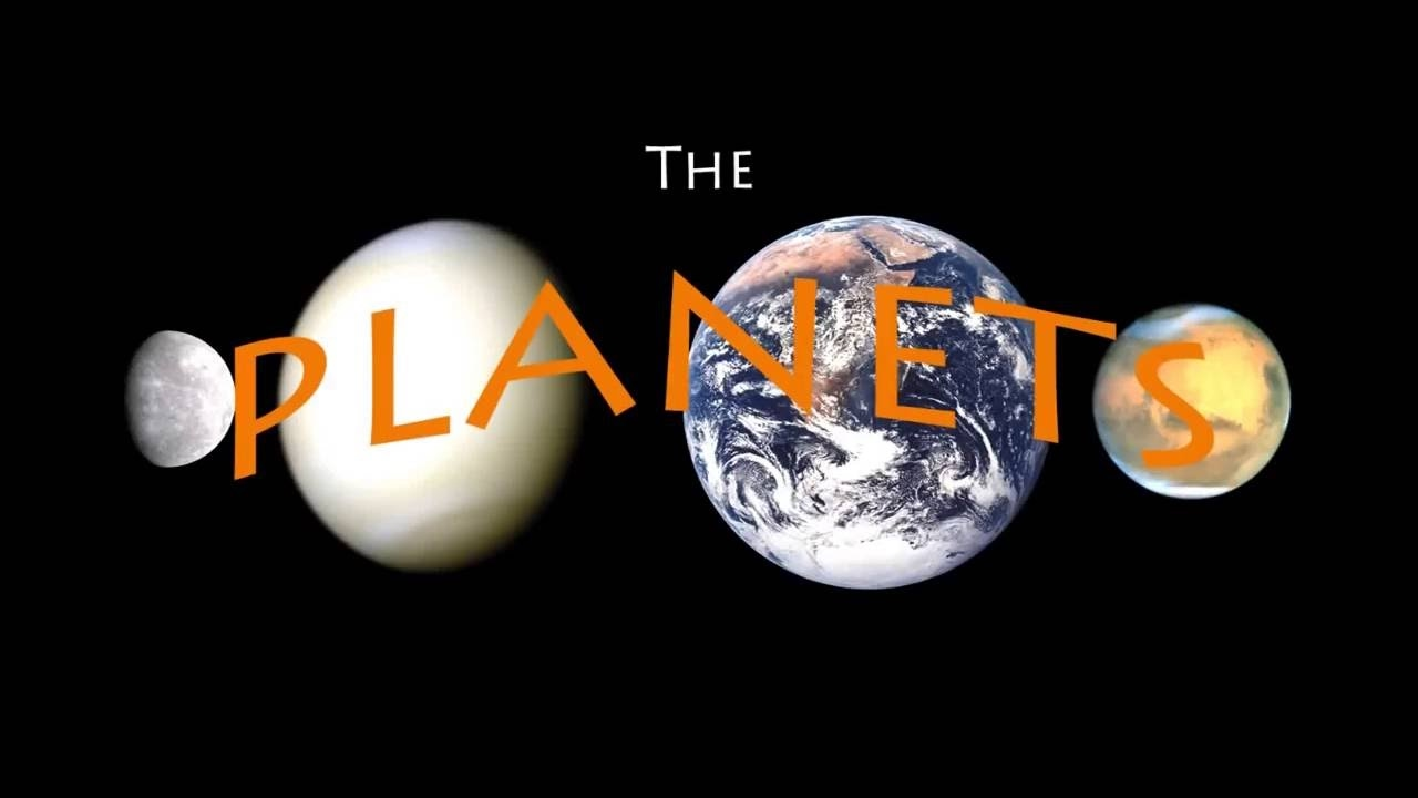 Planets in our Solar System for Kids | Kids Learning ...