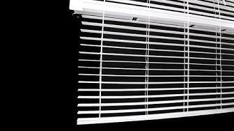 How to Shorten a Horizontal Blind