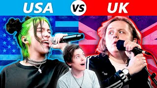UK vs USA - Whose Songs are BETTER? #2