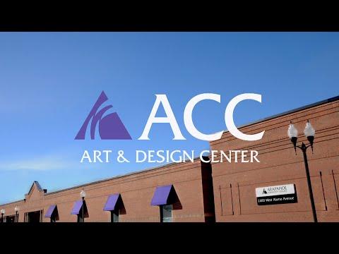 ACC Art & Design Center Tour