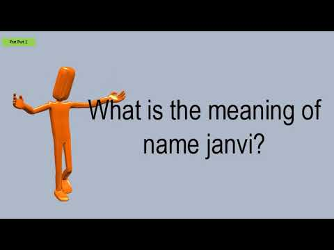 what-is-the-meaning-of-name-janvi?