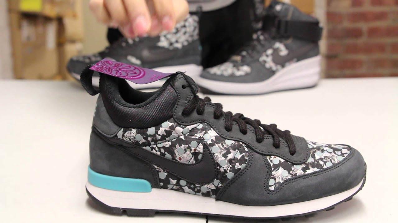 low priced f1f60 8d467 ... liberty Ladies Nike Internationalist Mid Lib QS .