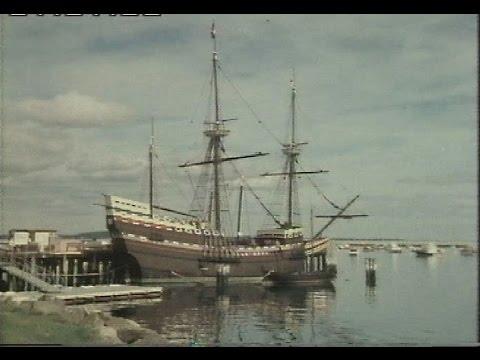 USA - Plymouth Plantation - Massachusetts - 1975