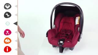Maxi-Cosi | How to install Maxi-Cosi Citi(Maxi-Cosi | How to install Maxi-Cosi Citi in your car All product details here: http://www.maxi-cosi.com/car-seats/baby-car-seats.aspx The Citi car seat for your ..., 2015-11-02T17:25:34.000Z)
