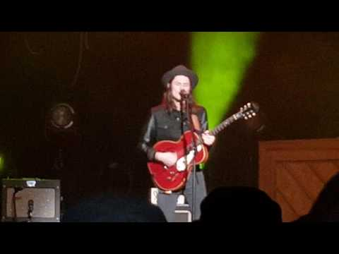 "James Bay ""Craving"" live at Blue Hills Bank Pavilion"