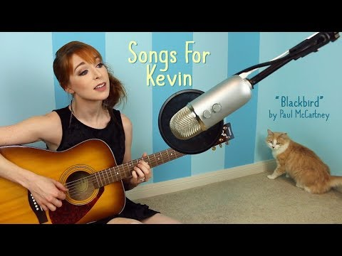 "Songs For Kevin: ""Blackbird"" by Paul McCartney (Cover)"