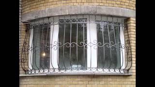 Металлические решетки на окна(Компания