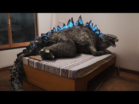 Godzilla: True Identity