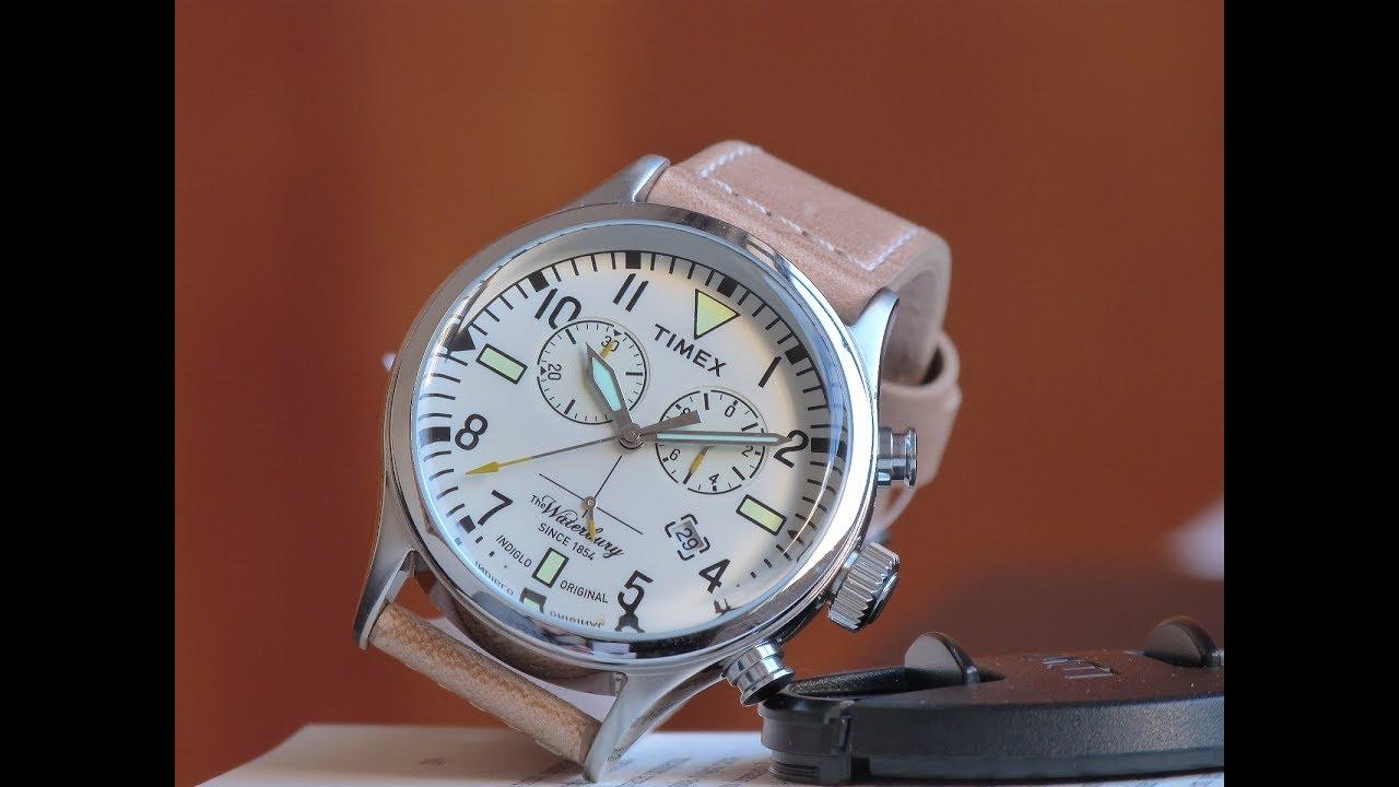 f45260b3564 Relógio Timex Originals TW2P84200WW N Pulseira de Couro - YouTube