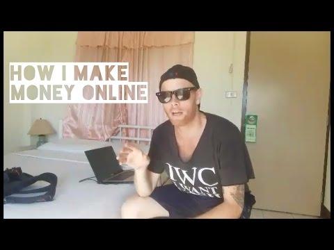 How I Make Money Online | Travel Writer| Daily VLOG#55