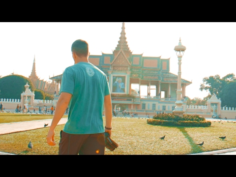 THE KINGDOM OF CAMBODIA - Phnom Penh