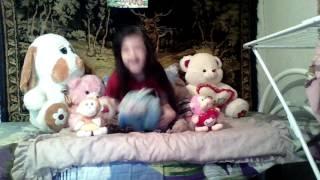 Видео Обзор на мои мягкие игрушки!!! ( не судите строго это моё 1 видео)