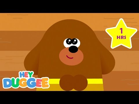 Hey Duggee Marathon 3! - 1 Hour - Hey Duggee Best Bits - Hey Duggee