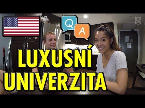 KOLIK STOJÍ UNIVERZITA na MALIBU? Q&A s Ellie /CZ TITULKY/