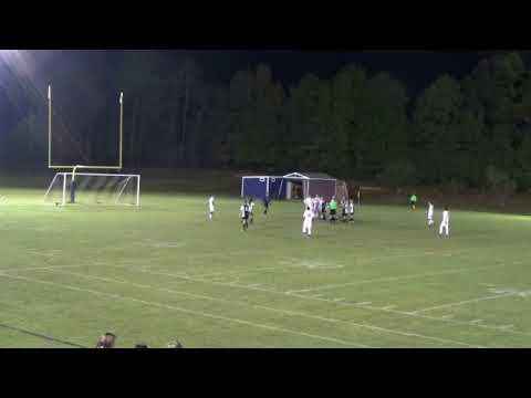 Covenant Day (white) vs. Gaston Christian School- NCISAA State Tourney- Last Play in Sudden Death