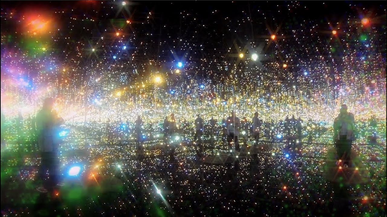 Yayoi Kusama Infinity Mirrored Room